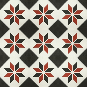 Evia - SAMPLE - cement floor tiles